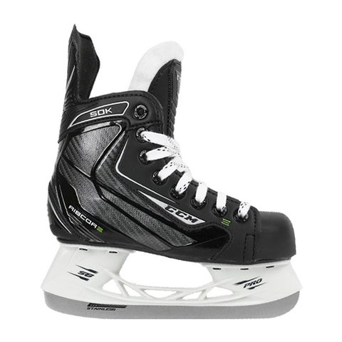 CCM Ribcor 50K Ice Skates - YOUTH