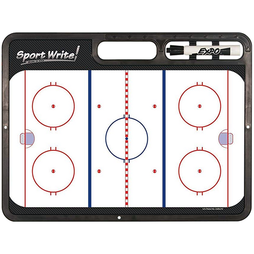 Sport Write Pro Ice Hockey Coaches Board