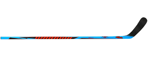 Warrior Covert Super Mac Daddy Grip Hockey Stick - INTERMEDIATE