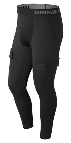 Warrior Compression Jock Pant - SENIOR