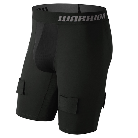 Warrior Compression Jock Short - SENIOR
