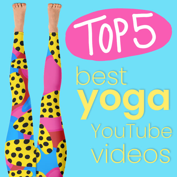 Top 5 Best Yoga YouTube Videos