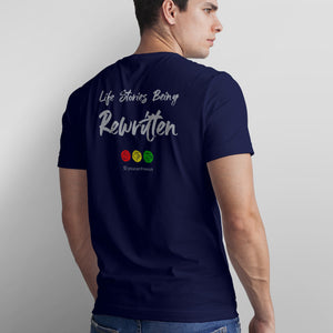 Freedom in Blue T-Shirt