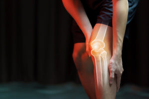 behind the knee pain