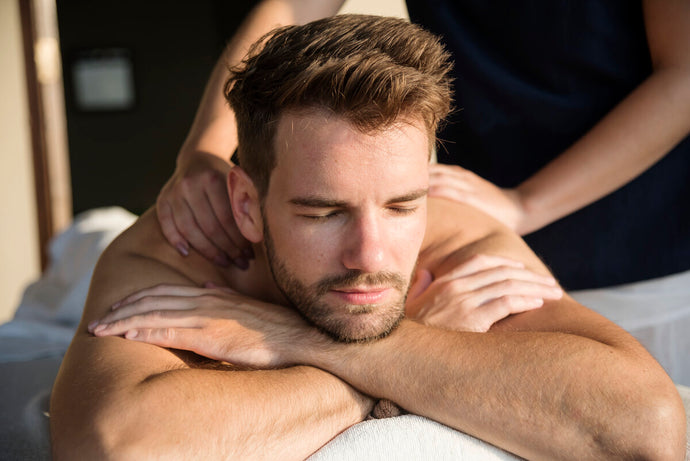 Pressure Point Massage for Back Pain