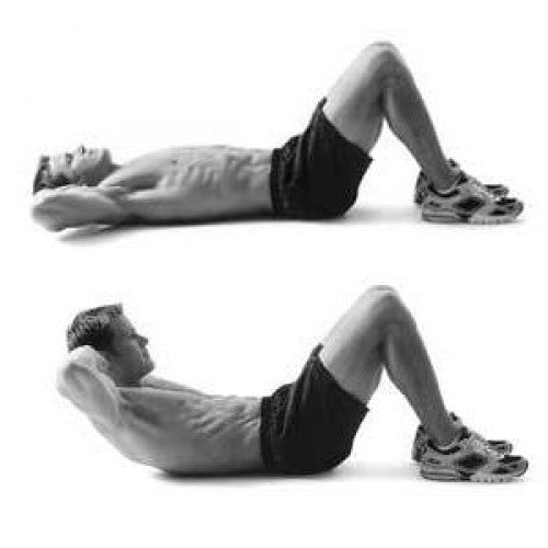 abs exercises with back pain