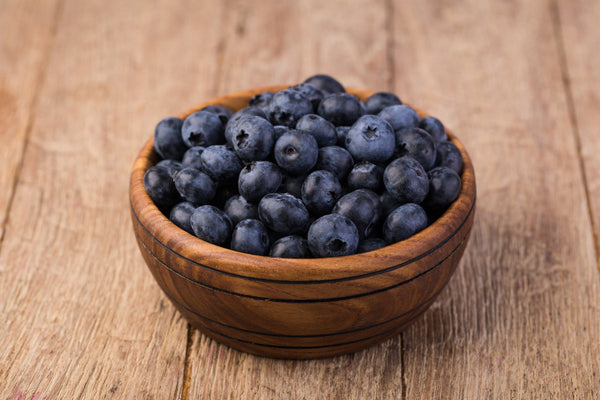 blueberries for back pain relief