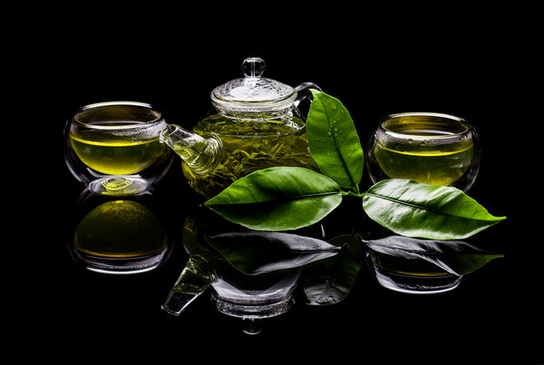 green tea for back pain relief