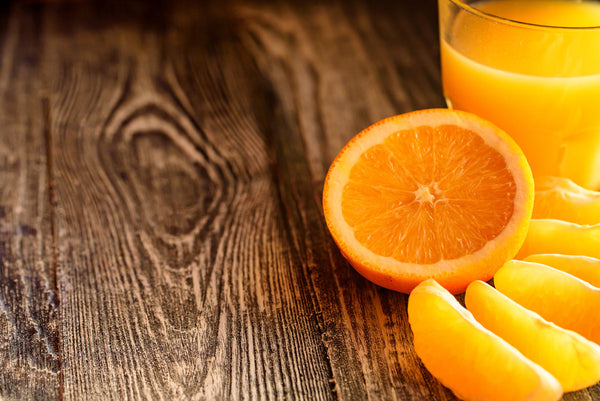 oranges for back pain relief