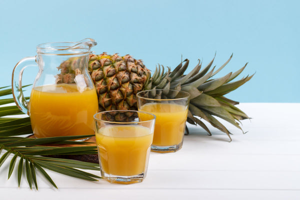pineapple for back pain relief