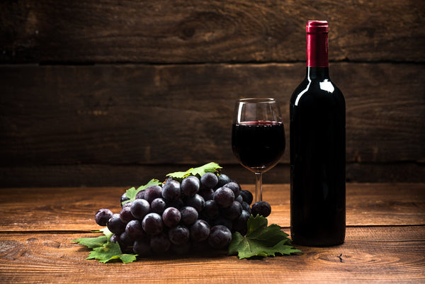 red wine for back pain