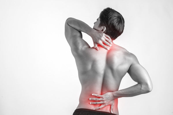 pulled muscle in back