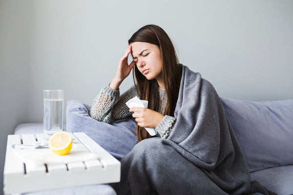 back pain and flu symptoms