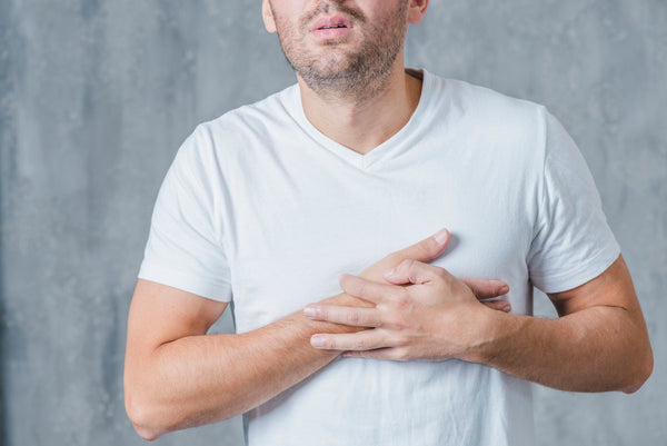heartburn as back pain cause