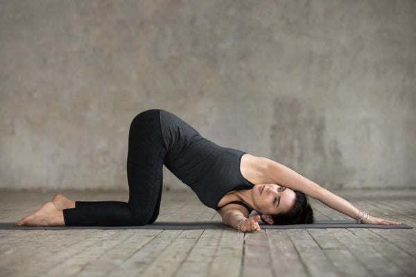 yoga stretches for back pain
