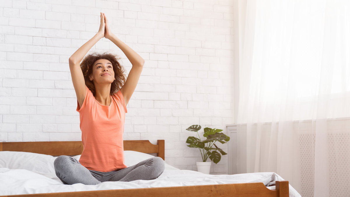 yoga for better sleep with back pain