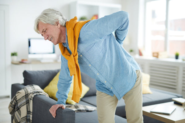 lower back and hip pain causes