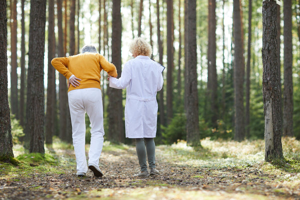 walking for back pain relief