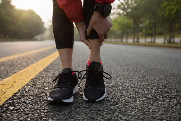 low foot and ankle mobility as lower back pain cause