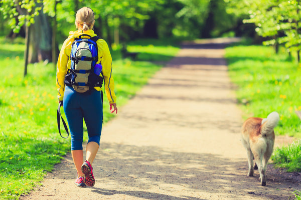 walking as a treatment for lower back pain
