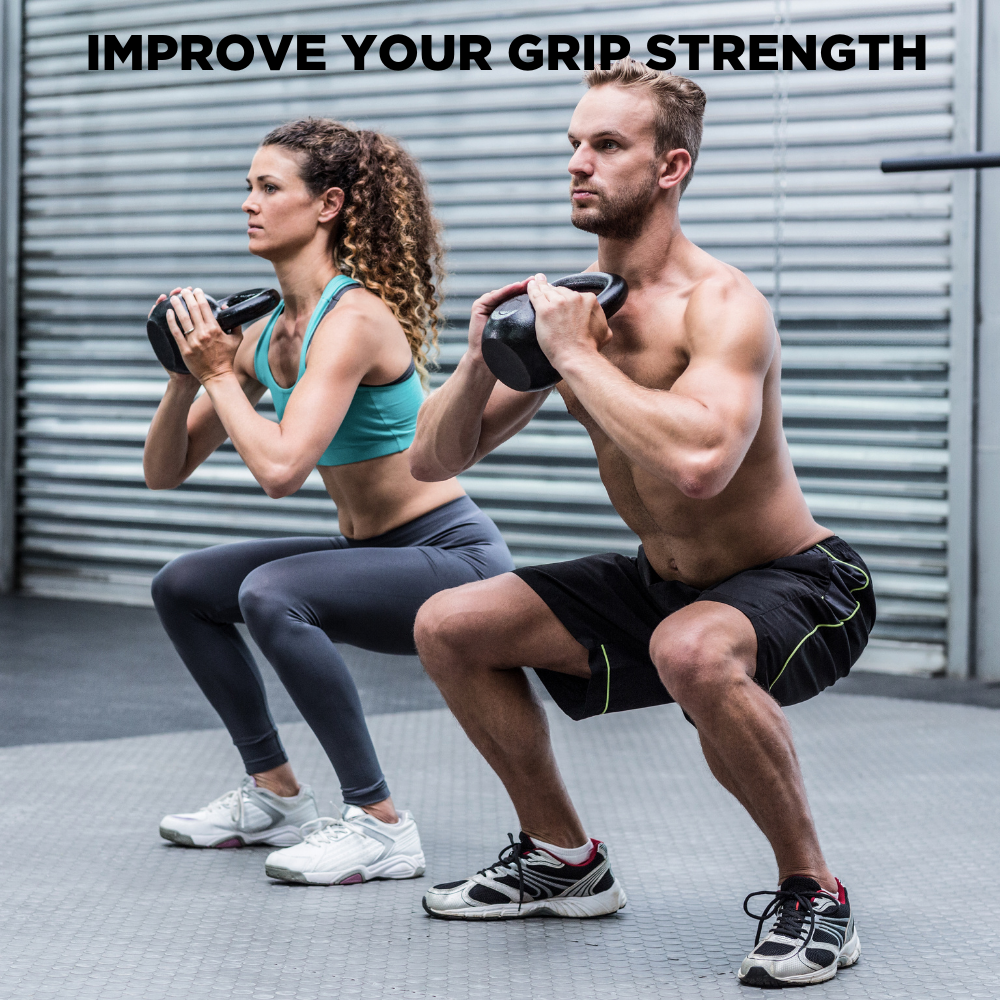 What's the Deal with Grip Strength? 5 At-Home Exercises to Improve Your Grip