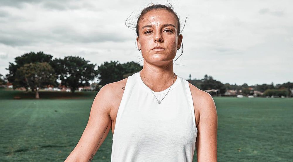 Chloe Logarzo: A Winning Mindset on and off the Pitch