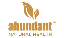 abundant natural health logo