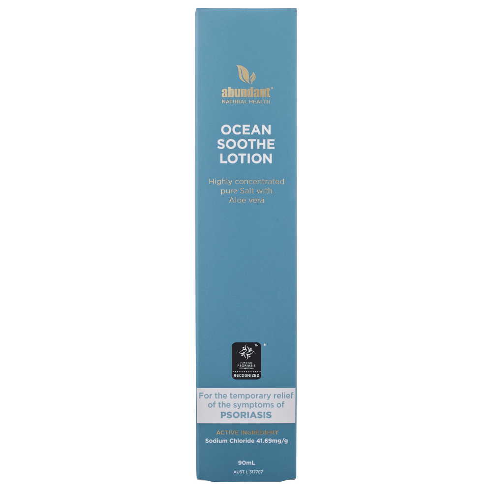 Ocean Soothe® Psoriasis Lotion (90mL)