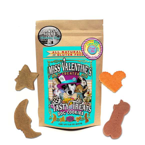 Miss Valentine's Tasty Treats : Mad Treater Mix - LEAGUE OF CRAFTY CANINES