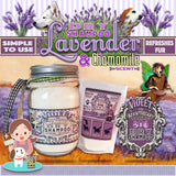 Violet the Apawthecary Fairy : (Lavender-Scented) Dry Shampoo For Dogs! - LEAGUE OF CRAFTY CANINES