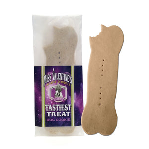 Bedtime Biscuits : Lavender + Chamomile Dog Cookie (Calming Treat) - LEAGUE OF CRAFTY CANINES