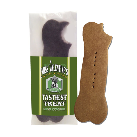 Sweet Sassy Molassy : Blackstrap Molasses + Peanut Butter Gluten Free Dog Cookie - LEAGUE OF CRAFTY CANINES