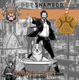 Pet Shampoo Bar : Pumpkin Spice scent (High Quality, All Natural Ingredients) Dog Soap - LEAGUE OF CRAFTY CANINES