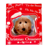 E&S Pets Christmas Ornament : Golden Doodle - new in box - deco dogs - LEAGUE OF CRAFTY CANINES