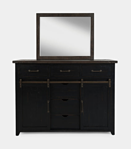 Madison Country Black - Lifestyle Furniture