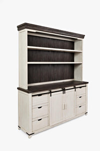 Madison Country Vintage White Counter High Counter HightDining - Lifestyle Furniture