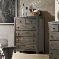 Dre Bedroom Collection - Lifestyle Furniture