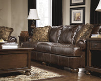 Axiom Top Grain Leather - Lifestyle Furniture
