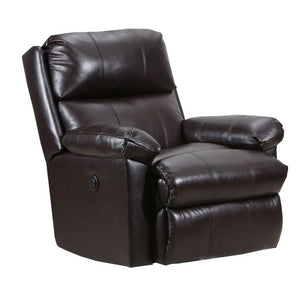 Lane Home Furnishings 4205 Power Recliner Soft Touch Bark