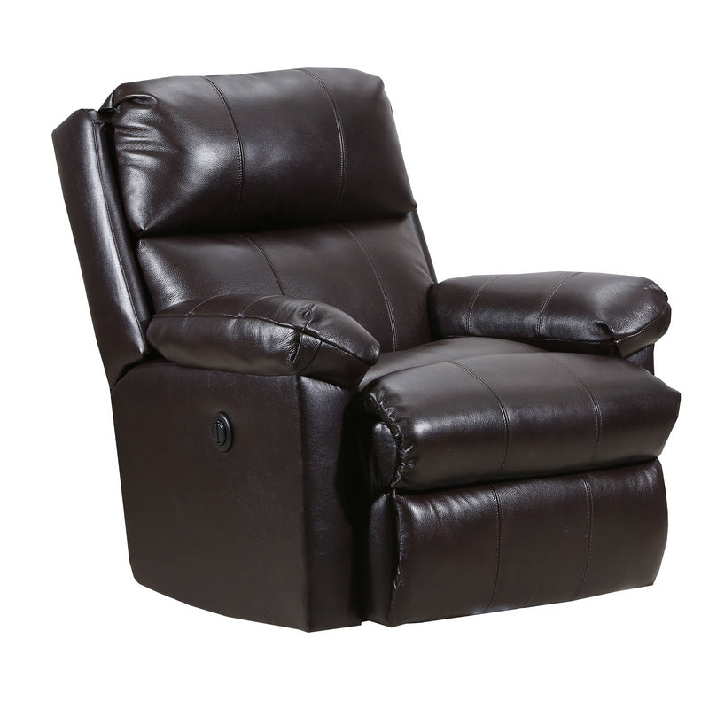Lane Home Furnishings 4205 Power Recliner Soft Touch Bark - Lifestyle Furniture