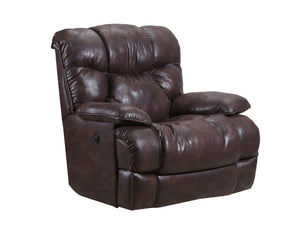 Lane Home Furnishings 4215P Bruno Chocolate Wall Saver Power Recliner