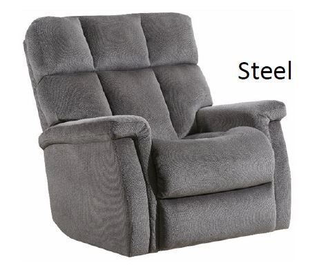 Lane Home Furnishings 4218 Alsache Steel Rocker Recliner - Lifestyle Furniture