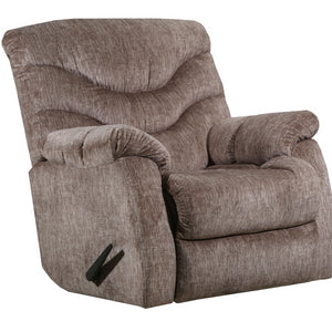 Lane Home Furnishings 4219 Alecio Taupe Rocker Recliner