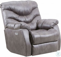 Lane Home Furnishings 4219 Koda Iron Power Recliner - Lifestyle Furniture