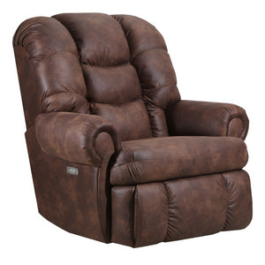 Lane Home Furnishings 4501 ComfortKing Dorado Walnut Rocker Recliner