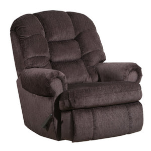 Lane Home Furnishings 4501 ComfortKing Torino Chocolate Rocker Recliner