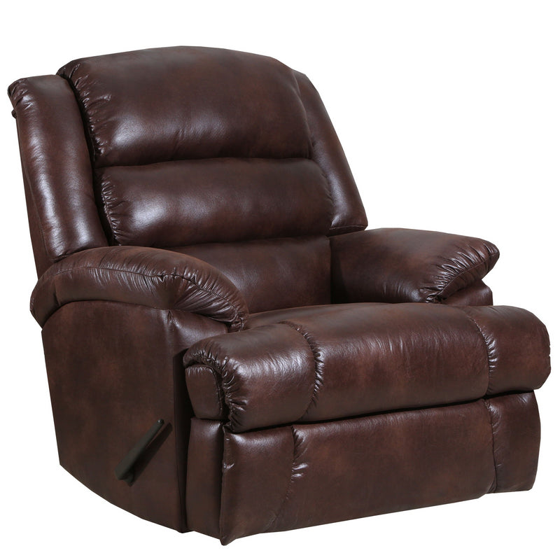 Lane Home Furnishings 4502 ComfortKing  Wall Saver Recliner Padre Espresso - Lifestyle Furniture