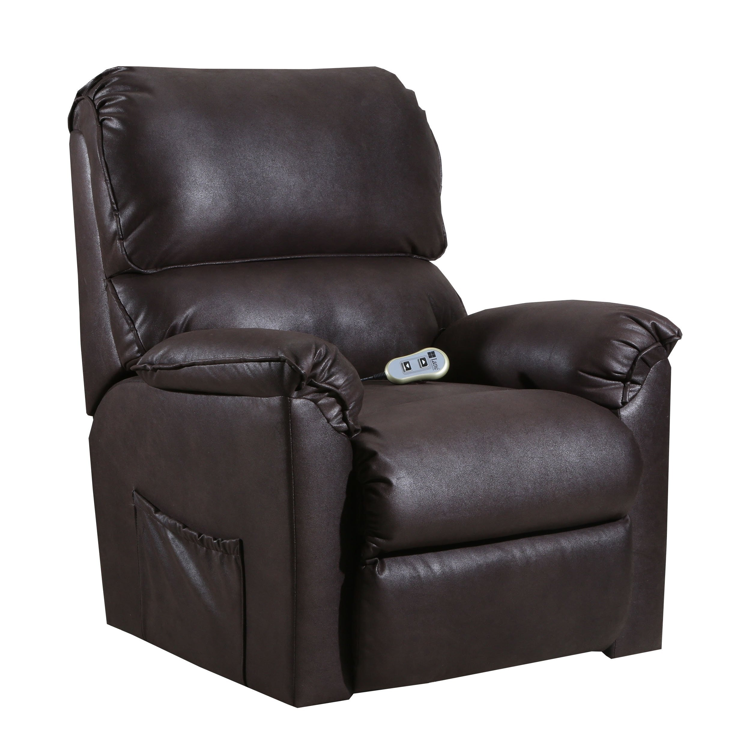 Lane Home Furnishings 4601  Turbo Cocoa Lift Chair - Lifestyle Furniture