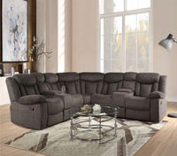 Hailey Sectional - Lifestyle Furniture