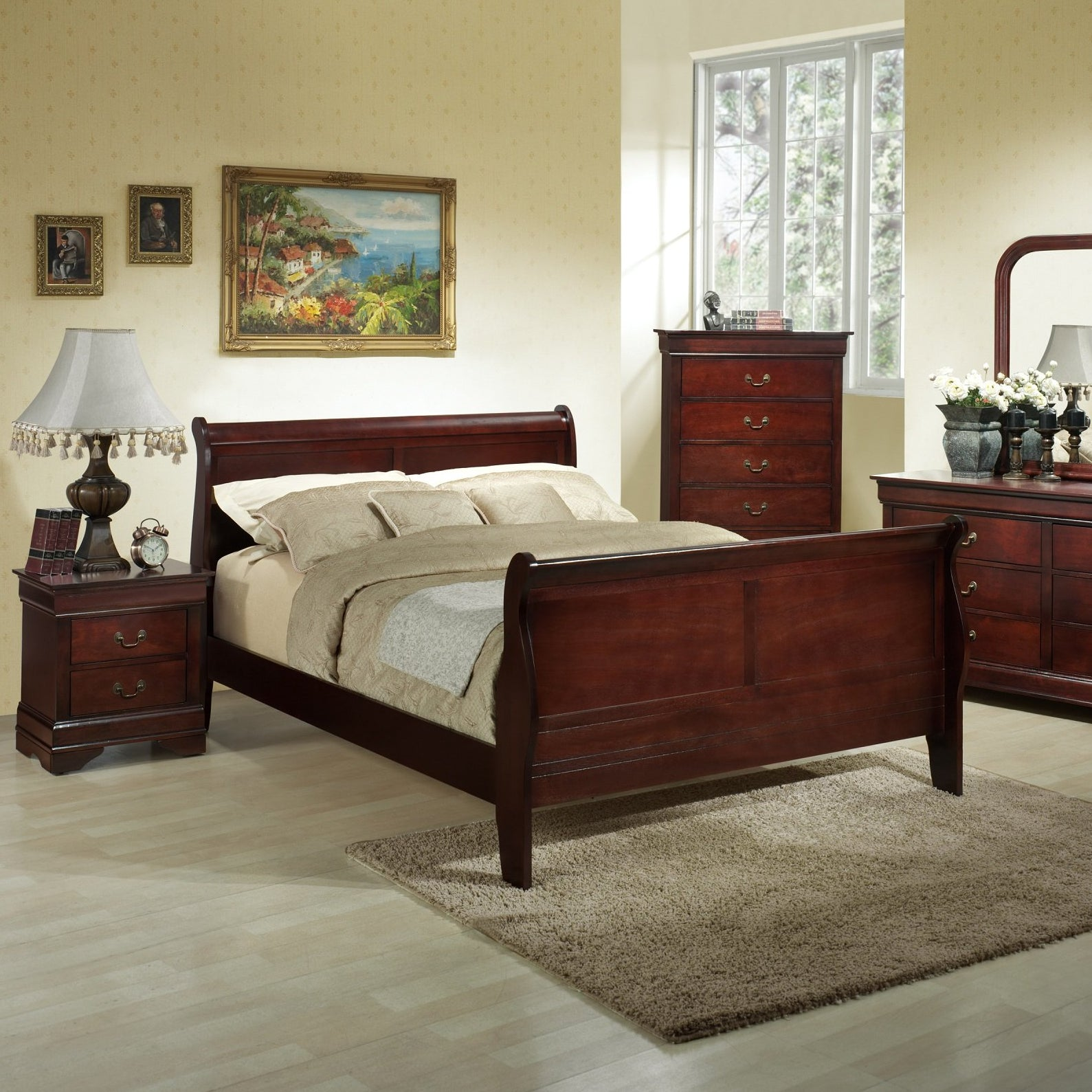 Lorraine Cherry - Lifestyle Furniture